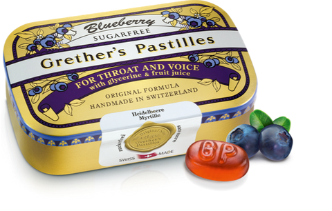Grether's Pastilles Blueberry