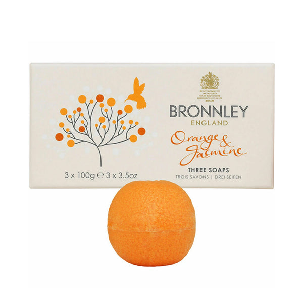 Bronnley Orange & Jasmine