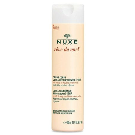 Nuxe Reve de Miel Ultra Comforting Body Cream 13.5oz