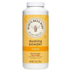 Burt's Bees Baby Dusting Powder 7.5 oz
