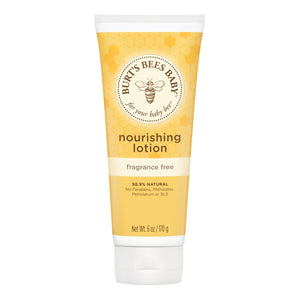 Burt's Bees Baby Nourishing Lotion - Fragrance Free 6oz