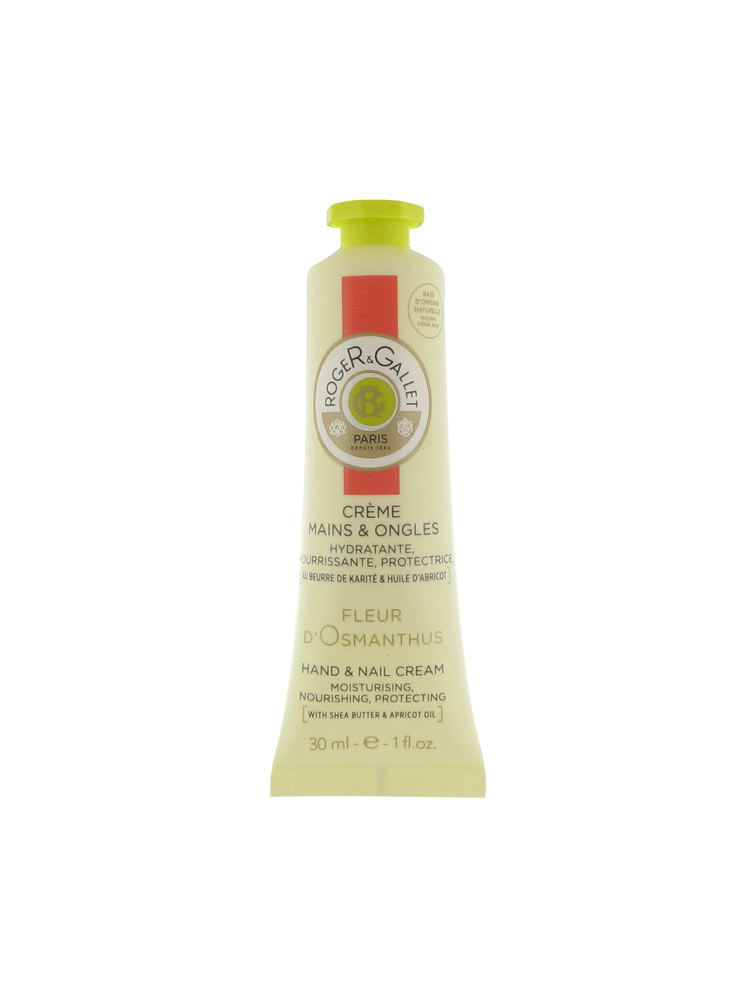Roger & Gallet Hands & Nails Cream Fleur d'Osmanthus 30ml