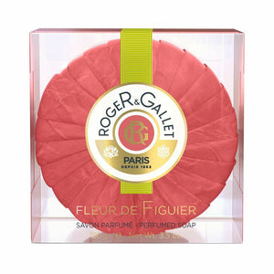 Roger & Gallet Perfumed Soap Travel Box Fleur de Figuier