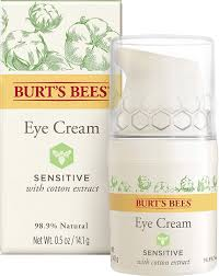 Burt's Bees Natural Skin Solutions Eye Cream, Sensitive 0.5 oz