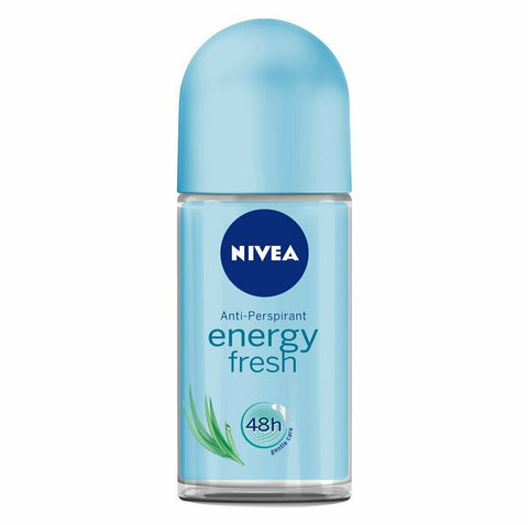 Nivea Energy Fresh Deodorant Roll-On 1.7 oz