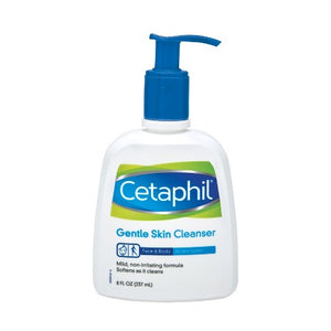 Cetaphil Gentle Skin Cleanser 8 Oz