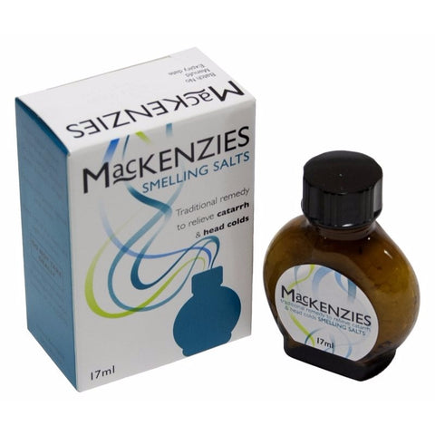 Mackenzies smelling salts 17 ml