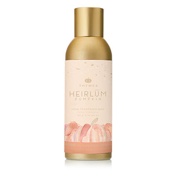 Thymes Heirlum Pumpkin Home Spray  3 oz