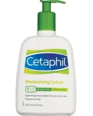 Cetaphil Moisturizing Lotion, 16 OZ