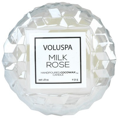 Voluspa Milk Rose Candle 1.8 oz