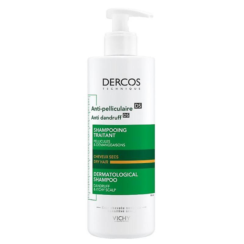 Vichy Dercos Anti-dandruff Shampoo for Dry Hair (Select Size)