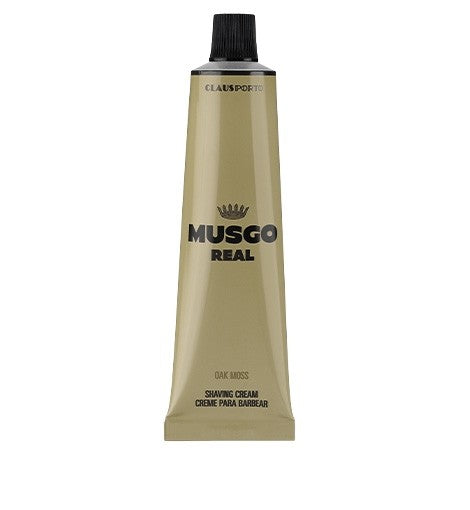 Claus Porto Musgo Real - Oak Moss Shaving Cream 3.4 oz