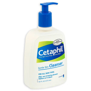 Cetaphil Gentle Skin Cleanser 16 Oz