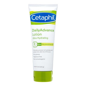 Cetaphil  Moisturizing Cream 8 oz