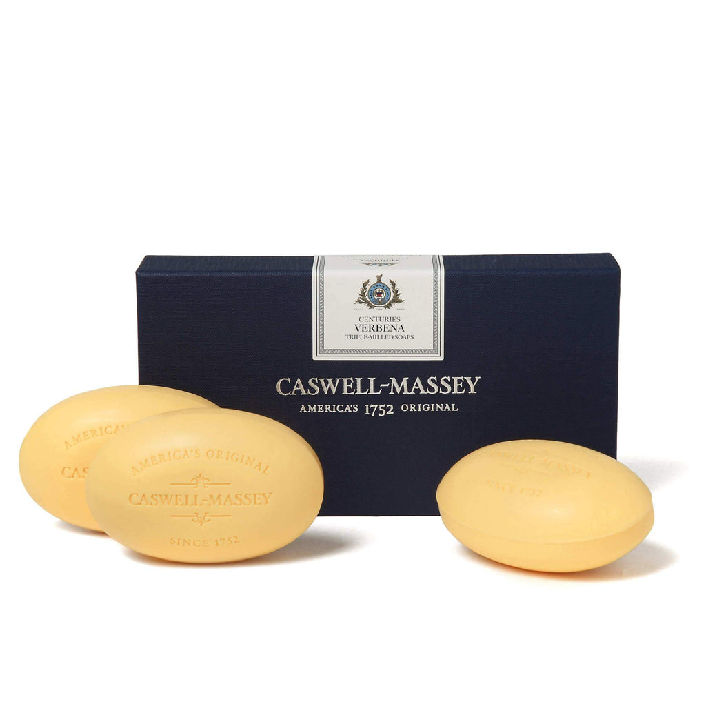 Caswell-Massey Centuries Verbena Three-Soap Set