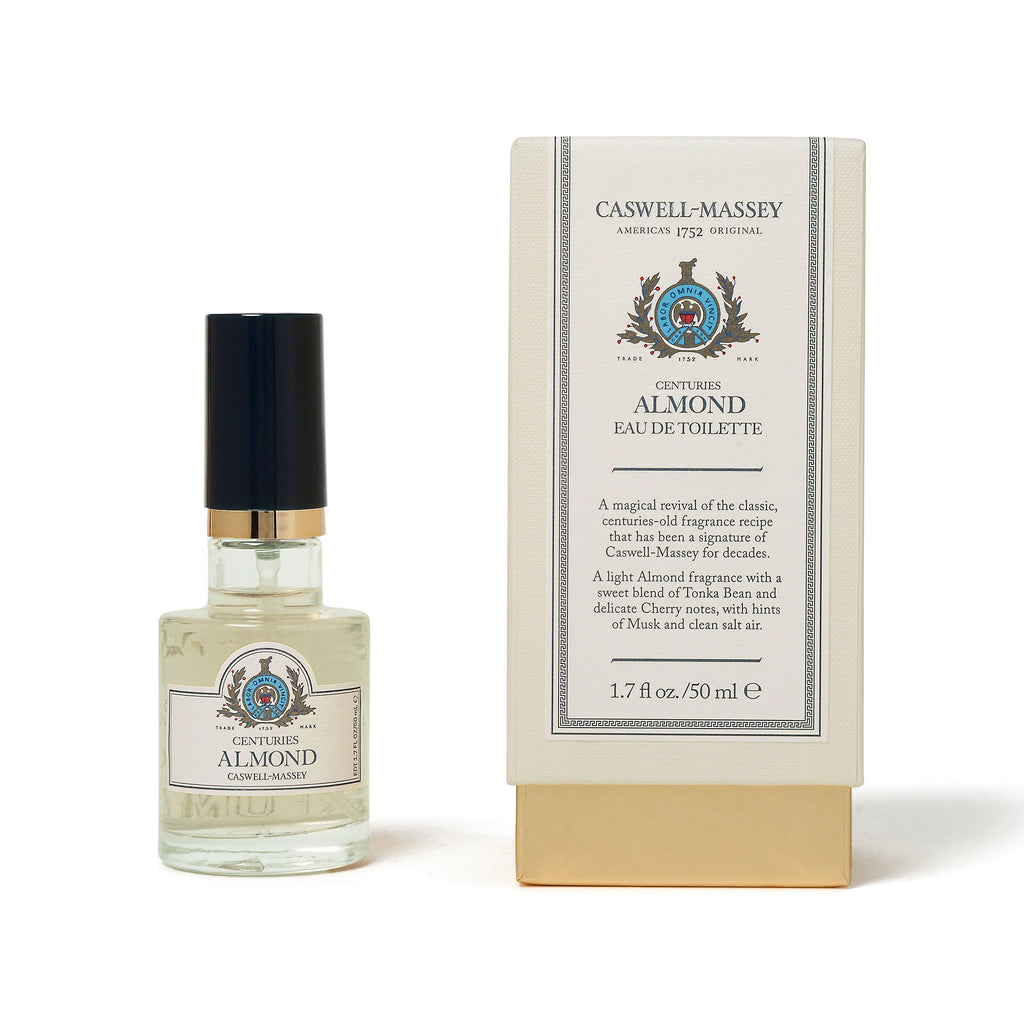 Caswell-Massey Centuries Almond EDT Spray