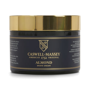 Casswell-Massey Almond Shave Cream in Jar