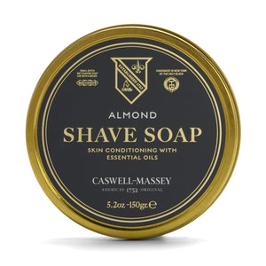 Caswell-Massey Almond Hot-Pour Shave Soap