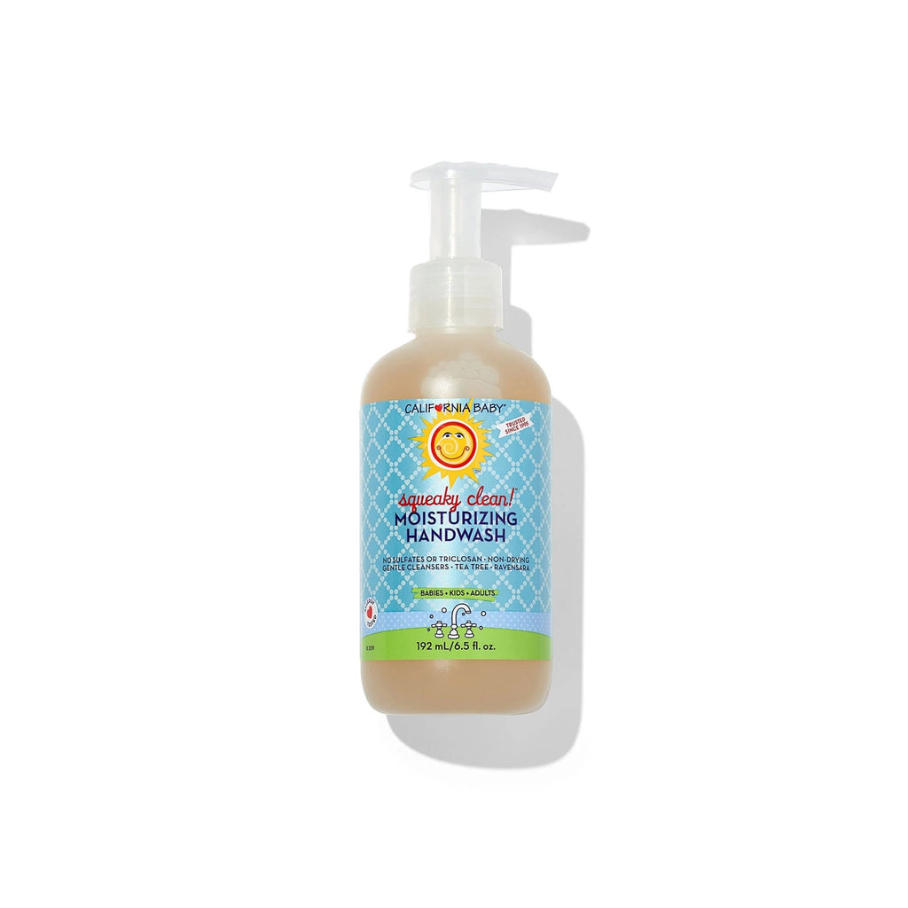 California Baby SQUEAKY CLEAN!™ MOISTURIZING HANDWASH