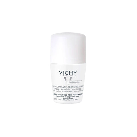 Vichy Anti- Transpirant 48 Hr Deodorant for Very Sensitive Skin