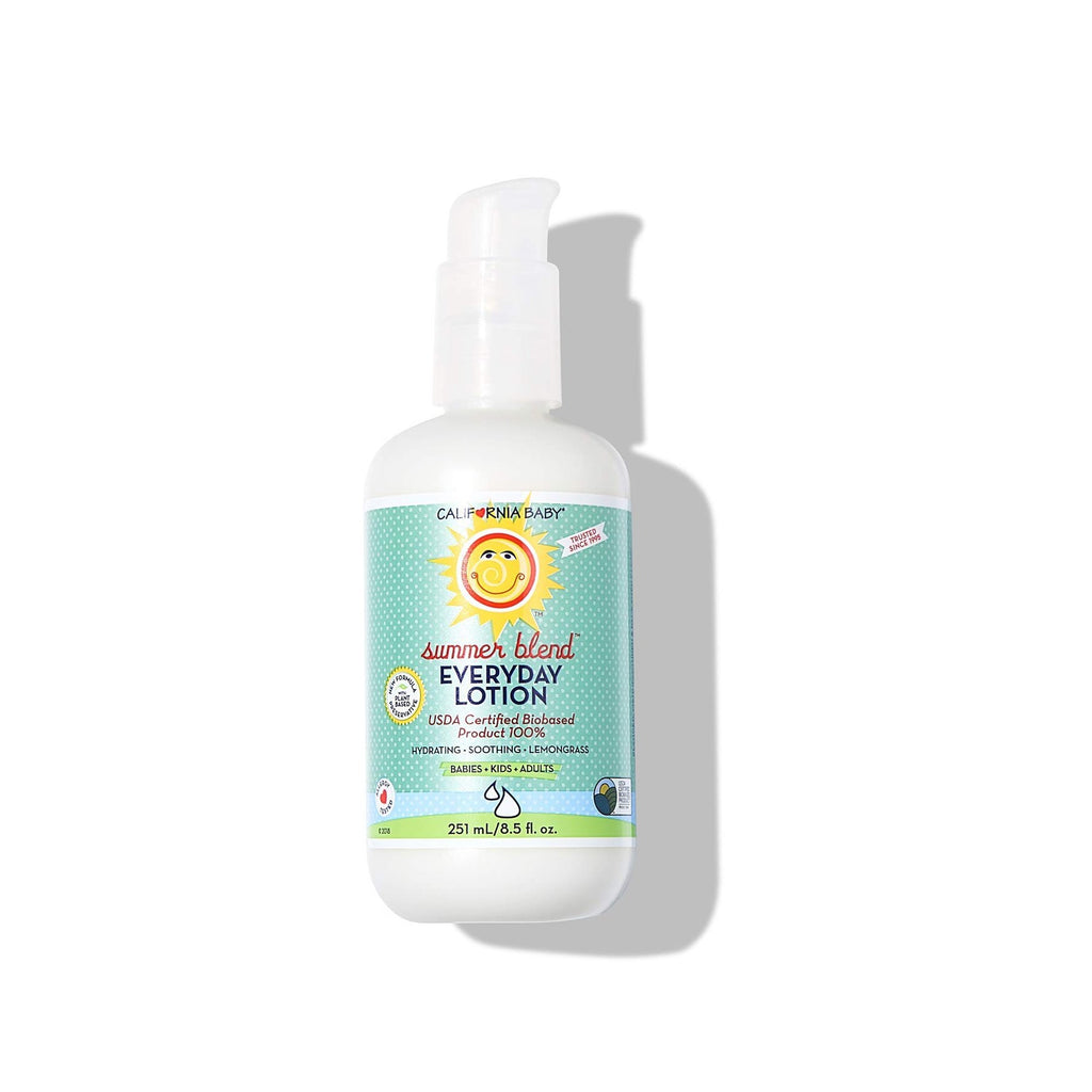 California Baby SUMMER BLEND™ EVERYDAY LOTION