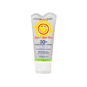 California Baby Super Sensitive™ (Fragrance Free) BROAD SPECTRUM SPF 30+ SUNSCREEN
