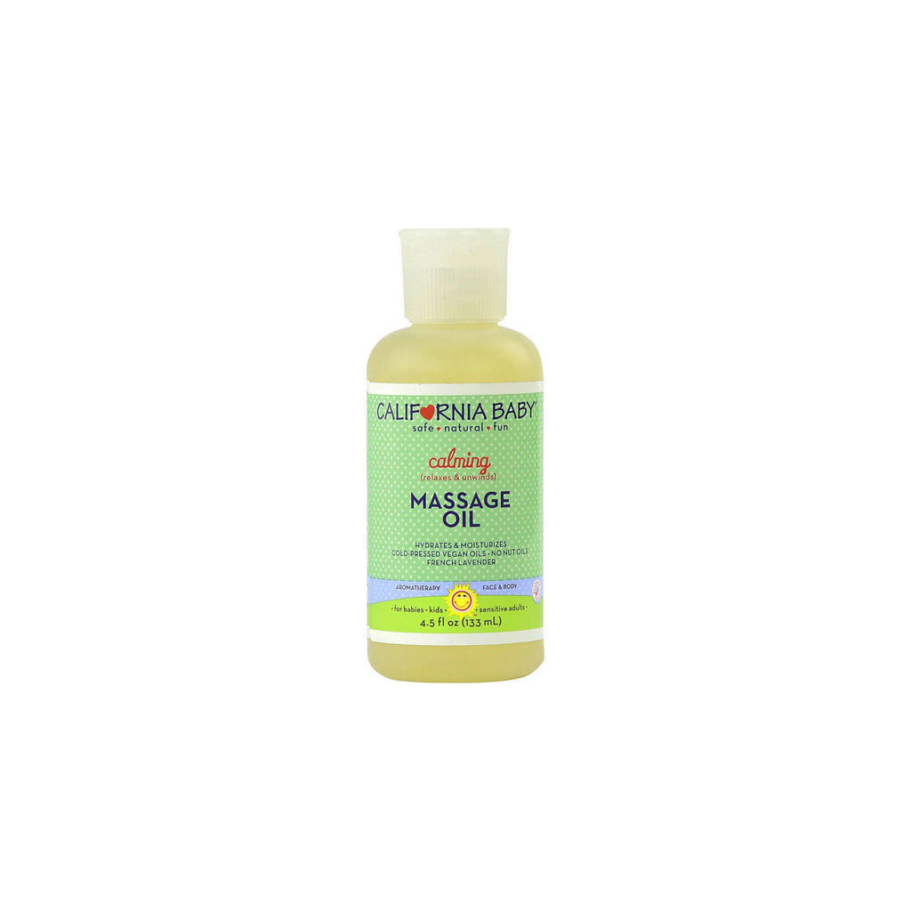 California Baby CALMING™ MASSAGE OIL
