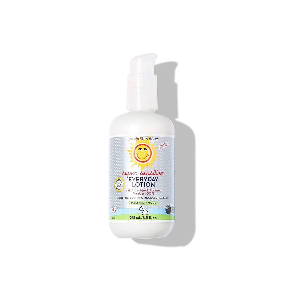 California Baby Super Sensitive™ (Fragrance Free) EVERYDAY LOTION by California Baby