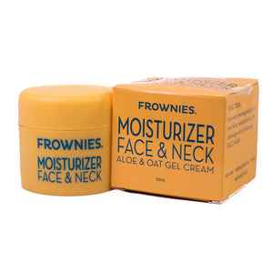 Frownies Moisturizer Face & Neck - 50 mL Jar