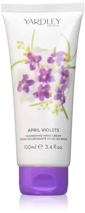 Yardley London April Violets Nourishing Hand Cream 100 ml
