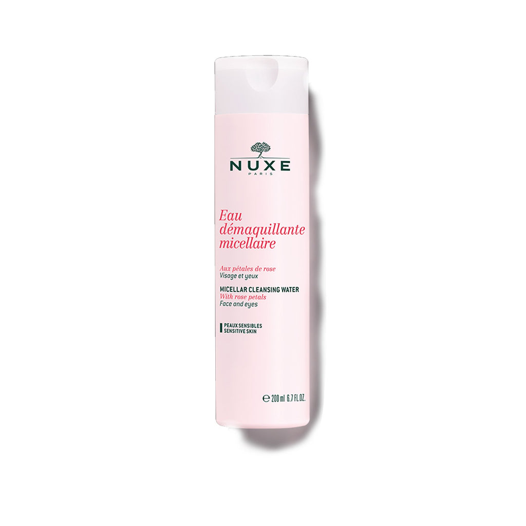 Nuxe Micellar Foaming Cleanser with Rose Petals