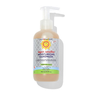 California Baby Super Sensitive™ (Fragrance Free) MOISTURIZING HANDWASH by California Baby