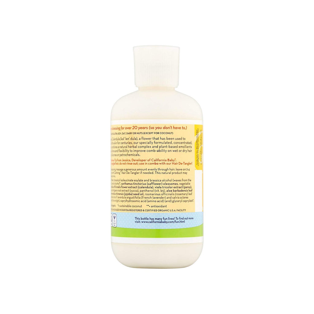 California Baby CALENDULA™  HAIR CONDITIONER  , 8.5 OZ