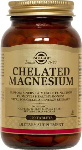 Chelated Magnesium Tablets