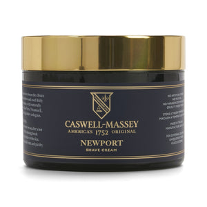 Casswell-Massey Newport Shave Cream in Jar