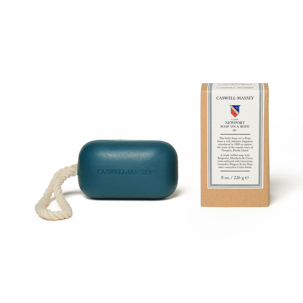 Caswell-Massey Heritage Newport Soap-On-A-Rope