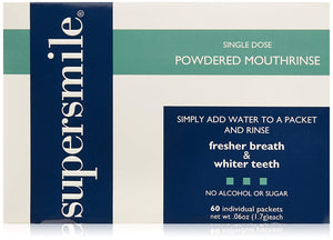 Supersmile Powdered Mouthrinse