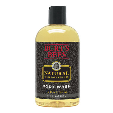 Burt's Bees NATURAL SKIN CARE FOR MEN BODYWASH