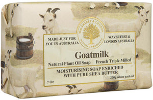 Wavertree & London Goat Milk soap bar 8 Oz