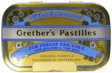 Grether's Pastilles Blackcurrant Pastilles (Select a Size)