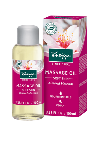 "Kneipp Almond Blossom Massage Oil - ""Soft Skin"""
