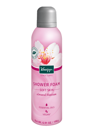 "Kneipp Almond Blossom Shower Foam - ""Soft Skin"""
