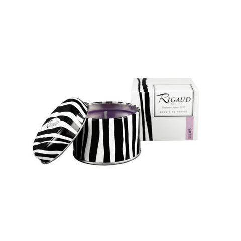 TRAVEL CANDLE LILAS