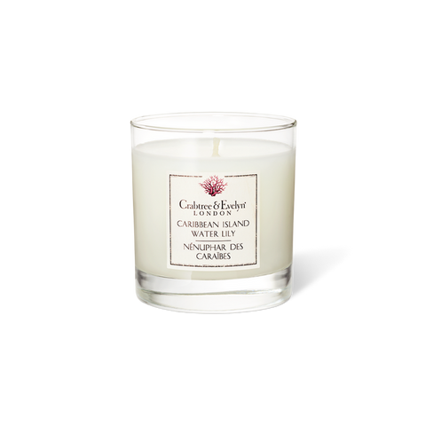 Caribbean Island Wild Flowers Fragranced Candle