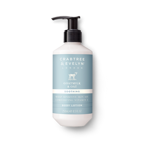 Crabtree & Evelyn Goatmilk & Oat Soothing Body Lotion
