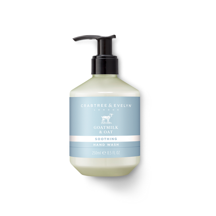 Crabtree & Evelyn Goatmilk & Oat Soothing Hand Wash