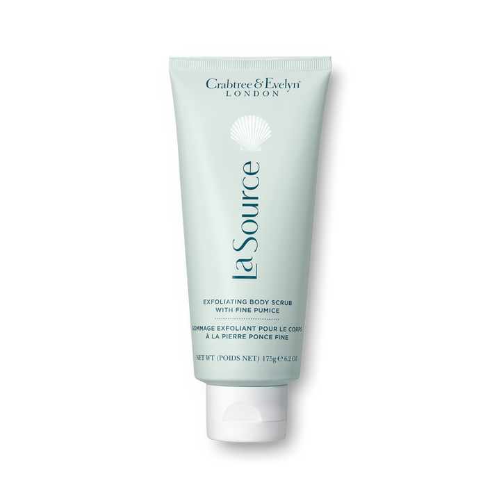 Crabtree & Evelyn La Source Exfoliating Body Scrub with Fine Pumice