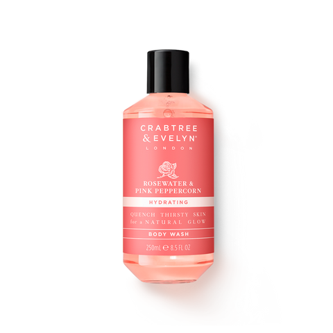 Rosewater & Pink Peppercorn Hydrating Body Wash