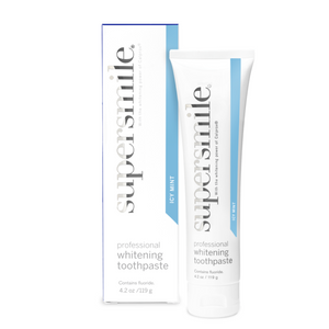 Supersmile Professional Whitening Toothpaste - Icy Mint