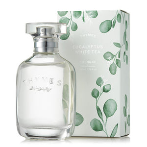Thymes EUCALYPTUS WHITE TEA COLOGNE 1.75 FL OZ / 50 ML